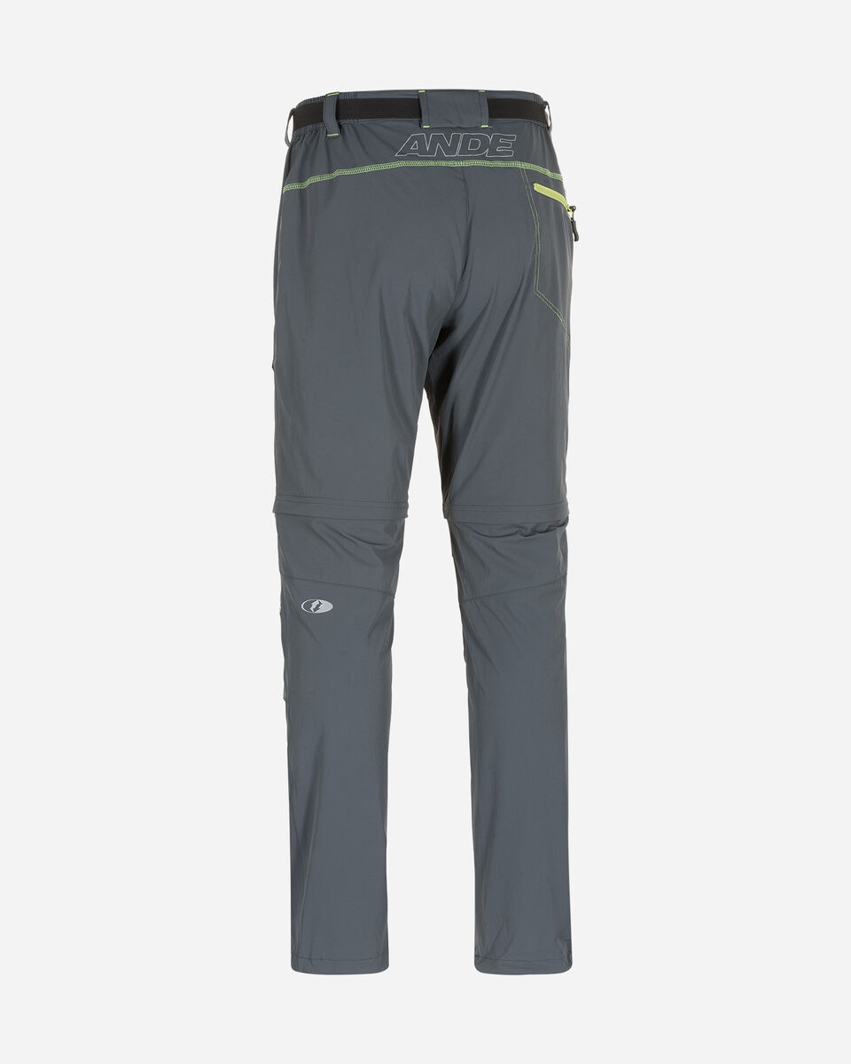 Pantalone outdoor ANDE SIERRA ZIP OFF M S4075556 scatto 1
