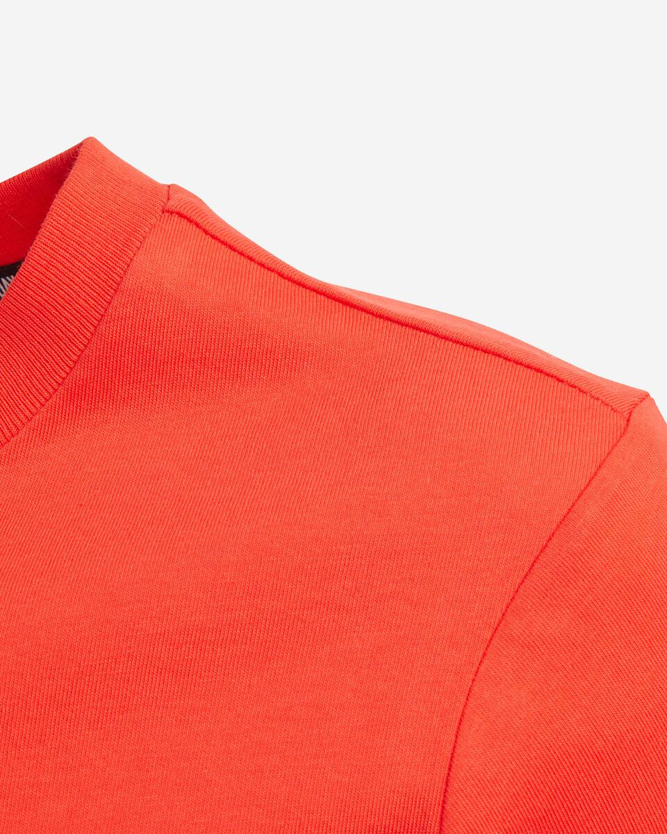 T-Shirt ADIDAS BIG LOGO JR S5211708 scatto 5