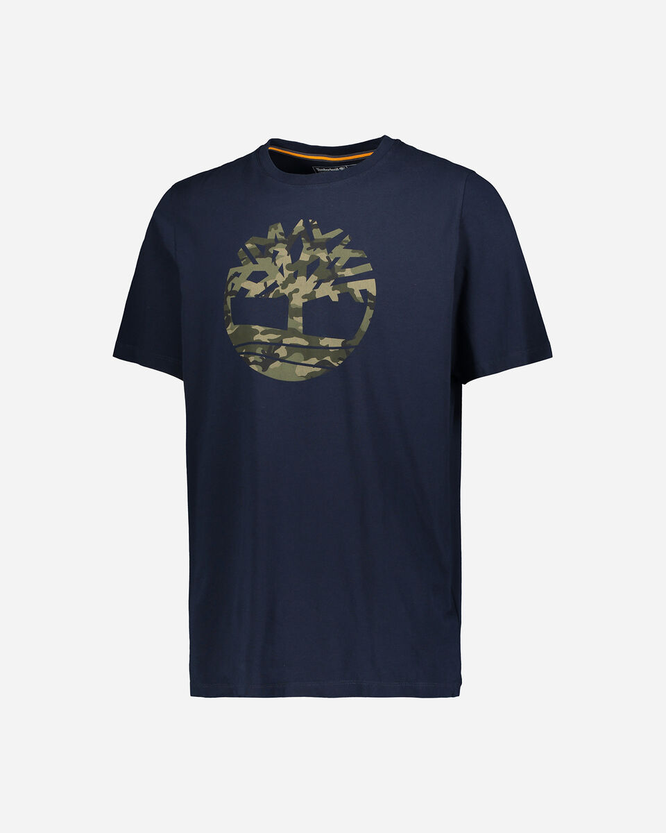 T-Shirt TIMBERLAND MC KENNEBEC M S4083668 scatto 0
