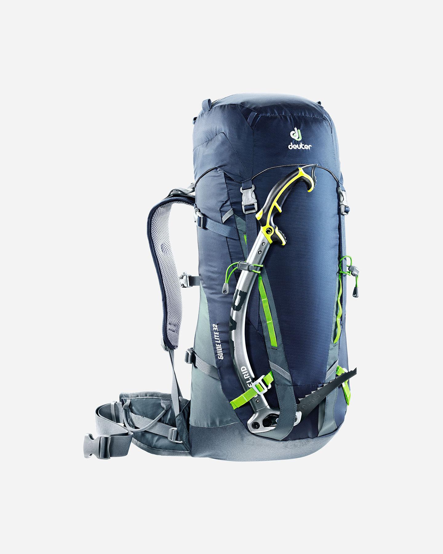 Zaino alpinismo DEUTER GUIDE LITE 32 S4012945 3400 UNI scatto 3