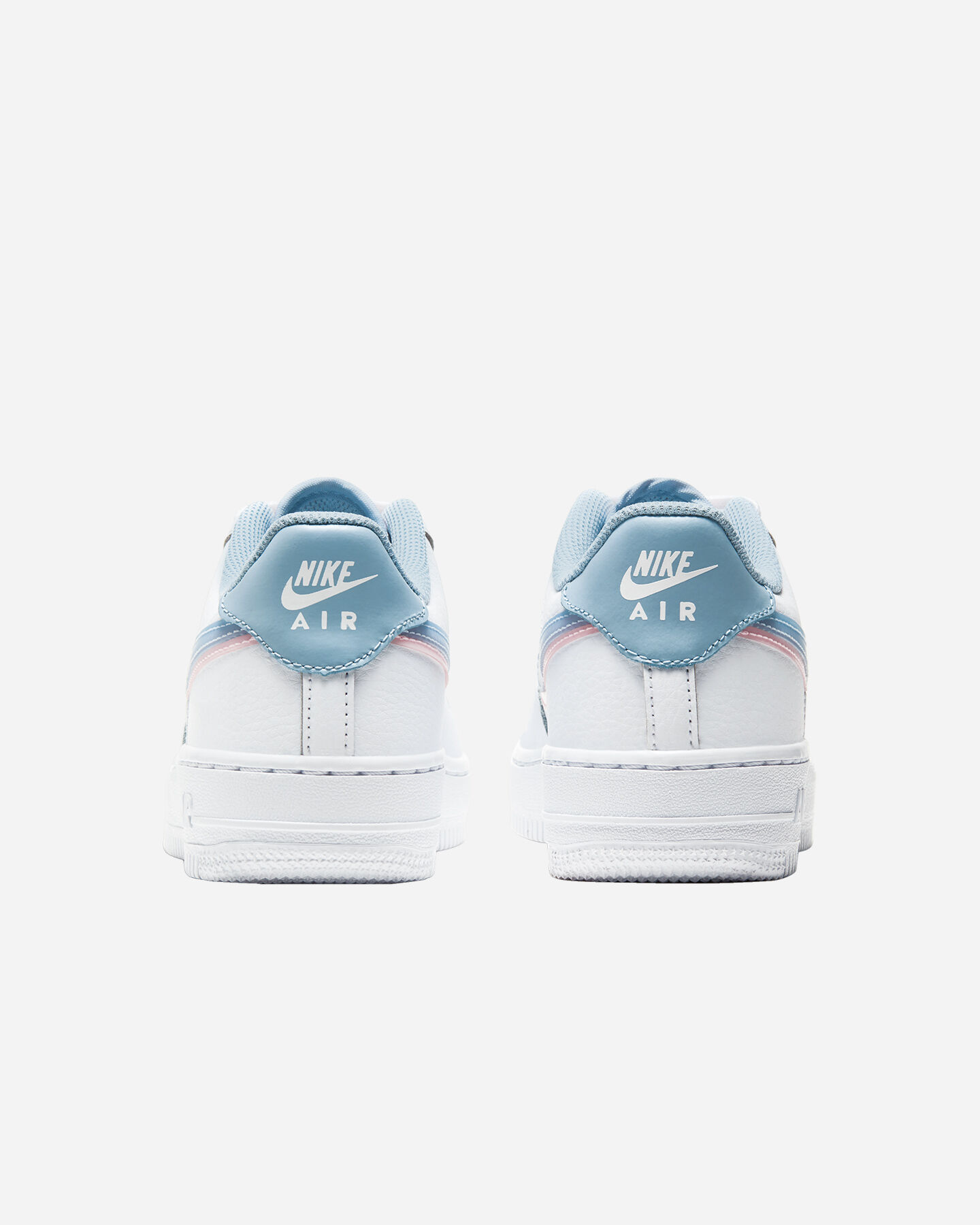 Scarpe sneakers NIKE AIR FORCE 1 LV8 GS JR S5270552 scatto 4