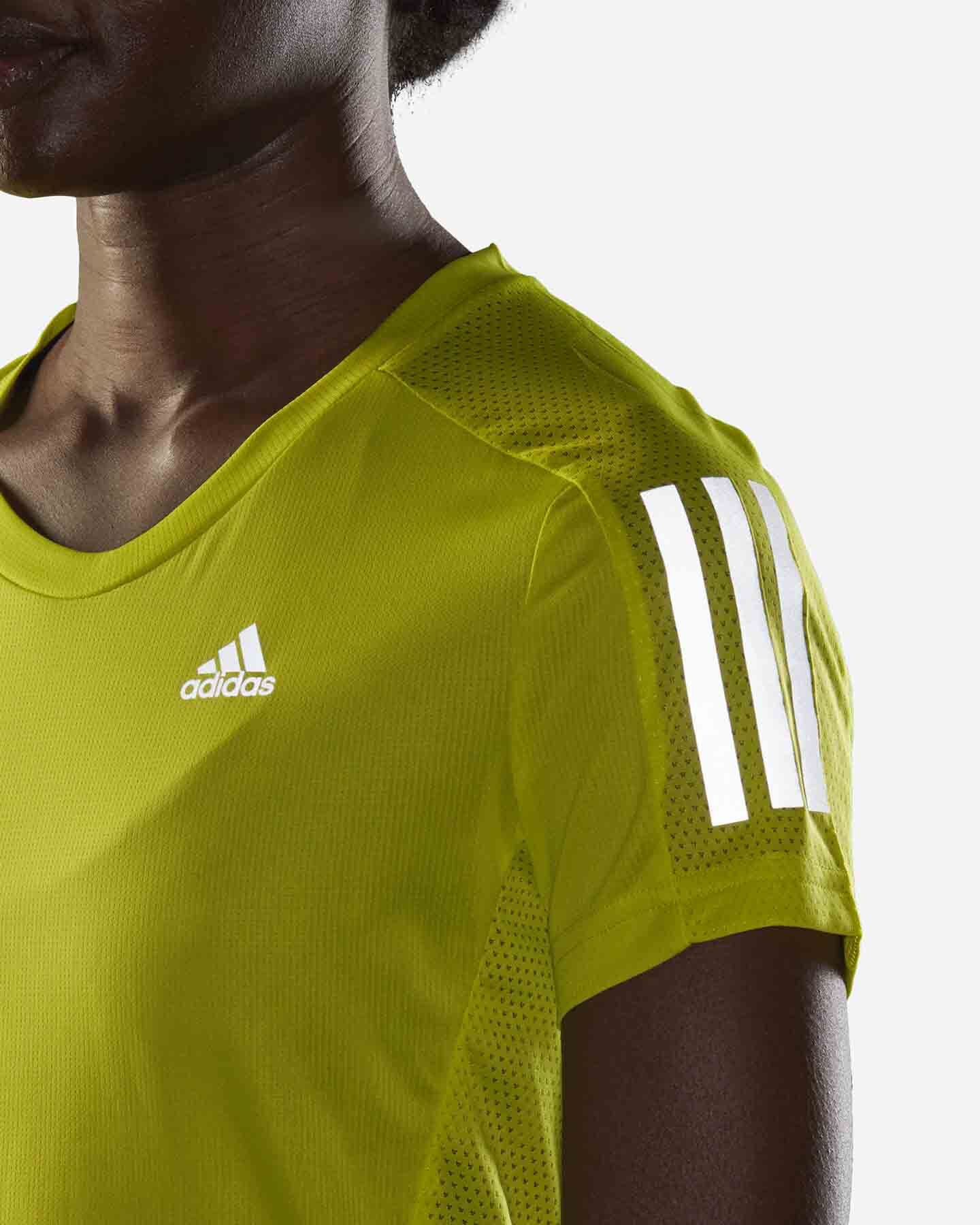 T-Shirt running ADIDAS OWN THE RUN W S5273953 scatto 4