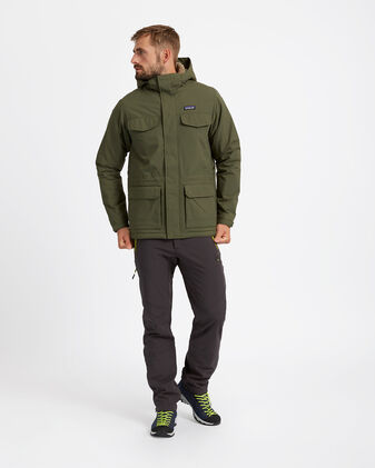 Giacca outdoor PATAGONIA ISTHMUS PARKA M