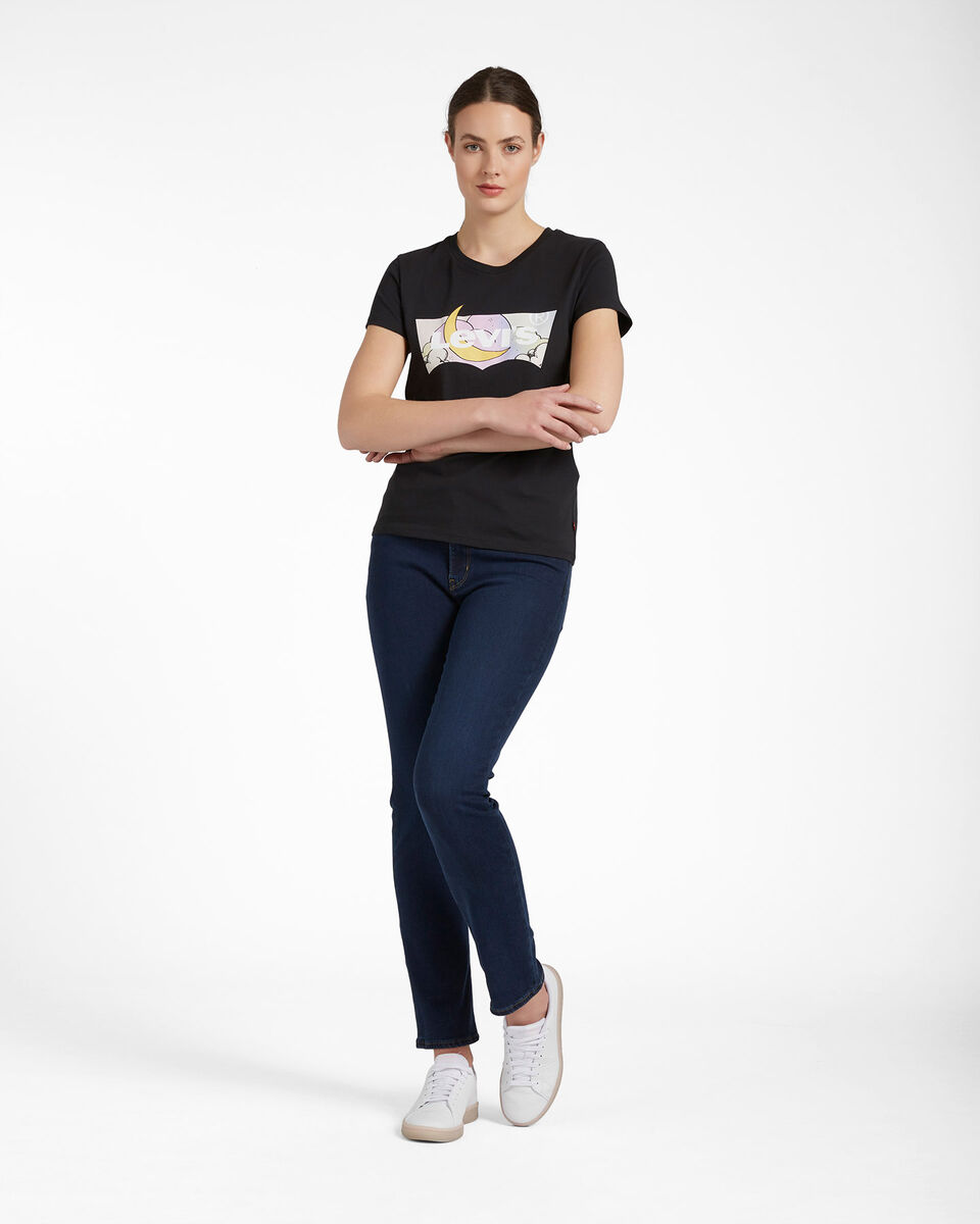 T-Shirt LEVI'S LOGO BATWING ST MOON W S4088774 scatto 1