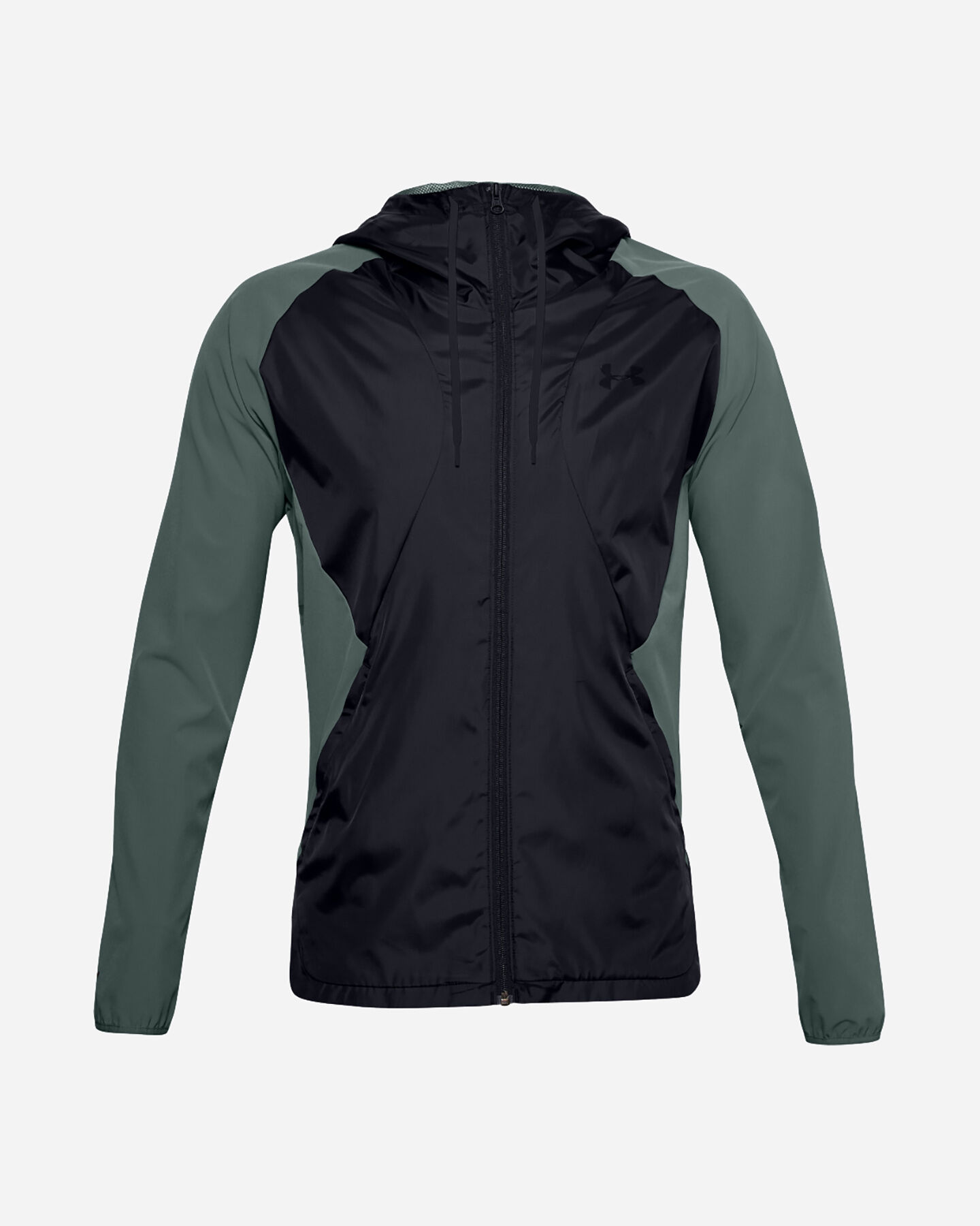 Felpa training UNDER ARMOUR STRETCH HOODED M S5228831 scatto 0