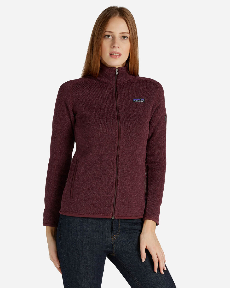 Pile PATAGONIA BETTER SWEATER FLEECE FZ W S4073650 scatto 0