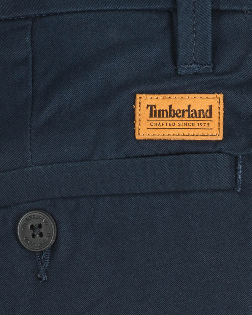 Pantalone TIMBERLAND SARGENT CHINOS SLIM M S4083670 scatto 2