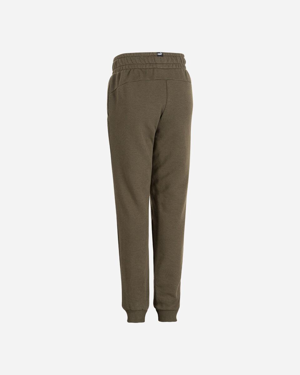 Pantalone PUMA BASIC JR S5339161 scatto 1