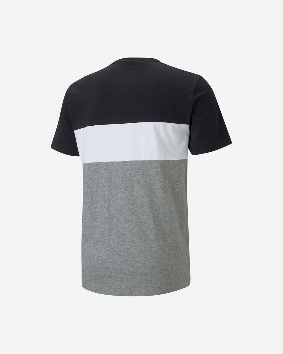 T-Shirt PUMA BLOCK PACK M S5253676 scatto 1