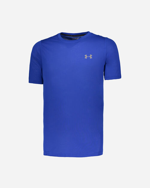 T-Shirt training UNDER ARMOUR POLY THREADBORNE FITTED SS M