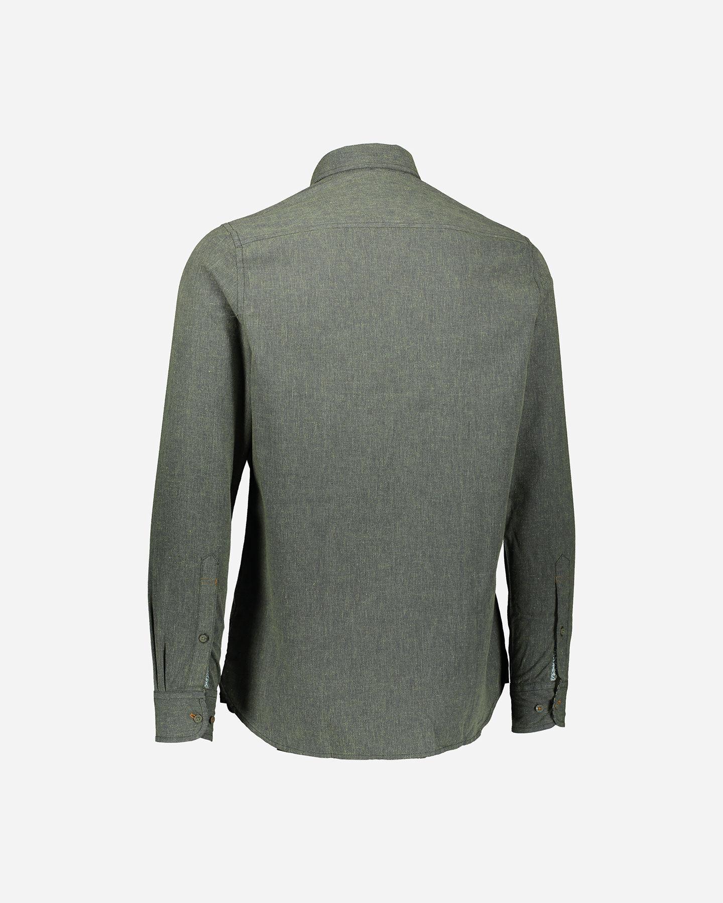 Camicia COTTON BELT REGULAR FIT M S4081763 scatto 1