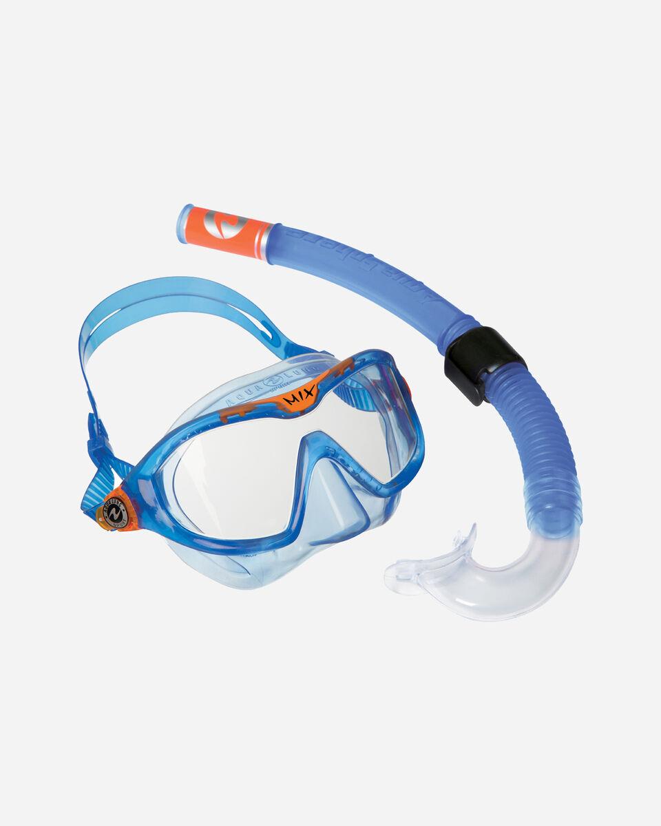 Kit snorkeling AQUALUNG SPORT COMBO MIX JR S1237243|610|UNI scatto 0