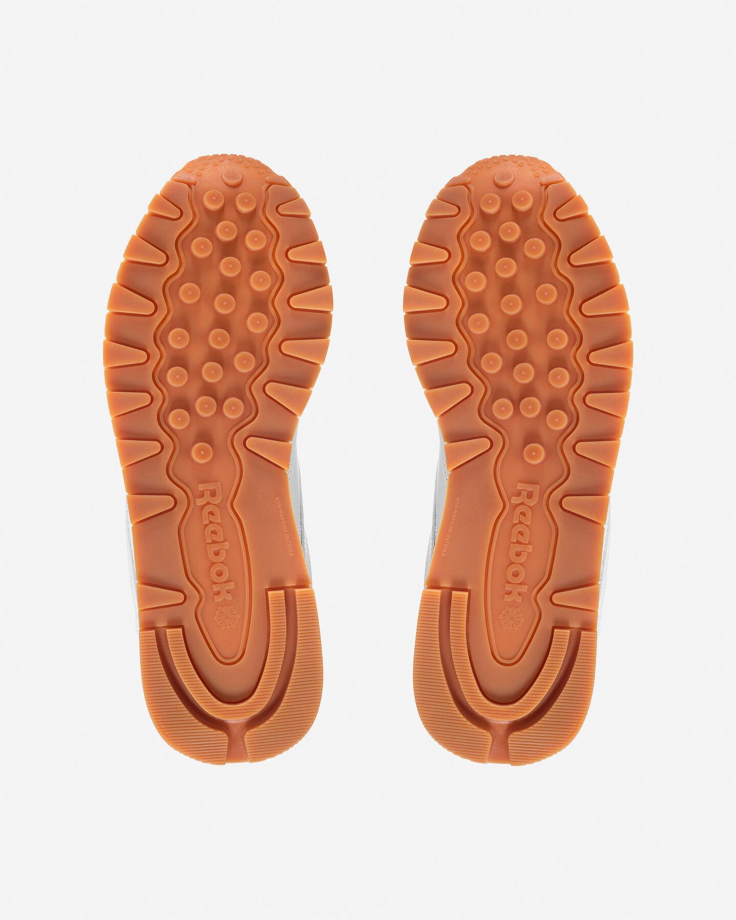 Scarpe sneakers REEBOK CLASSIC LEATHER M S4023267 scatto 2