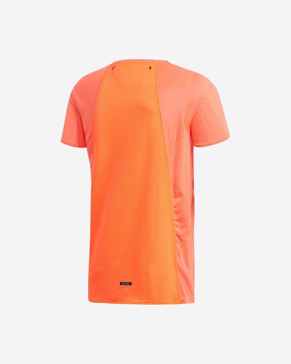 T-Shirt running ADIDAS HEAT.RDY M S5154890 scatto 1