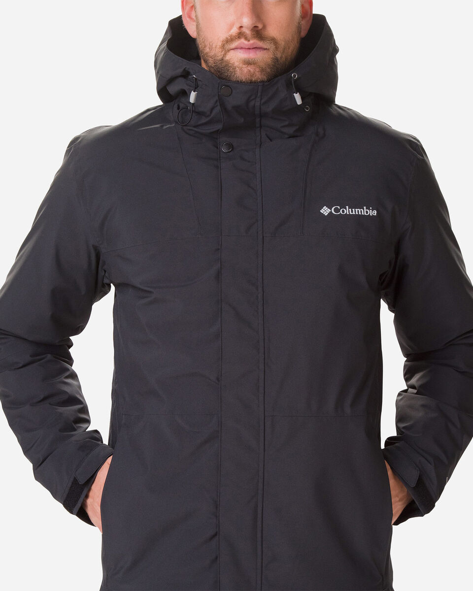 Giacca outdoor COLUMBIA HORIZON INSULATED M S5094604 scatto 3