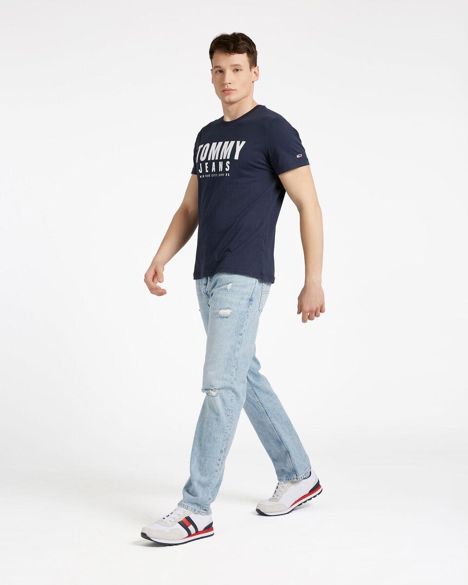 T-Shirt TOMMY HILFIGER CHEST BIG LOGO M S4088729 scatto 3