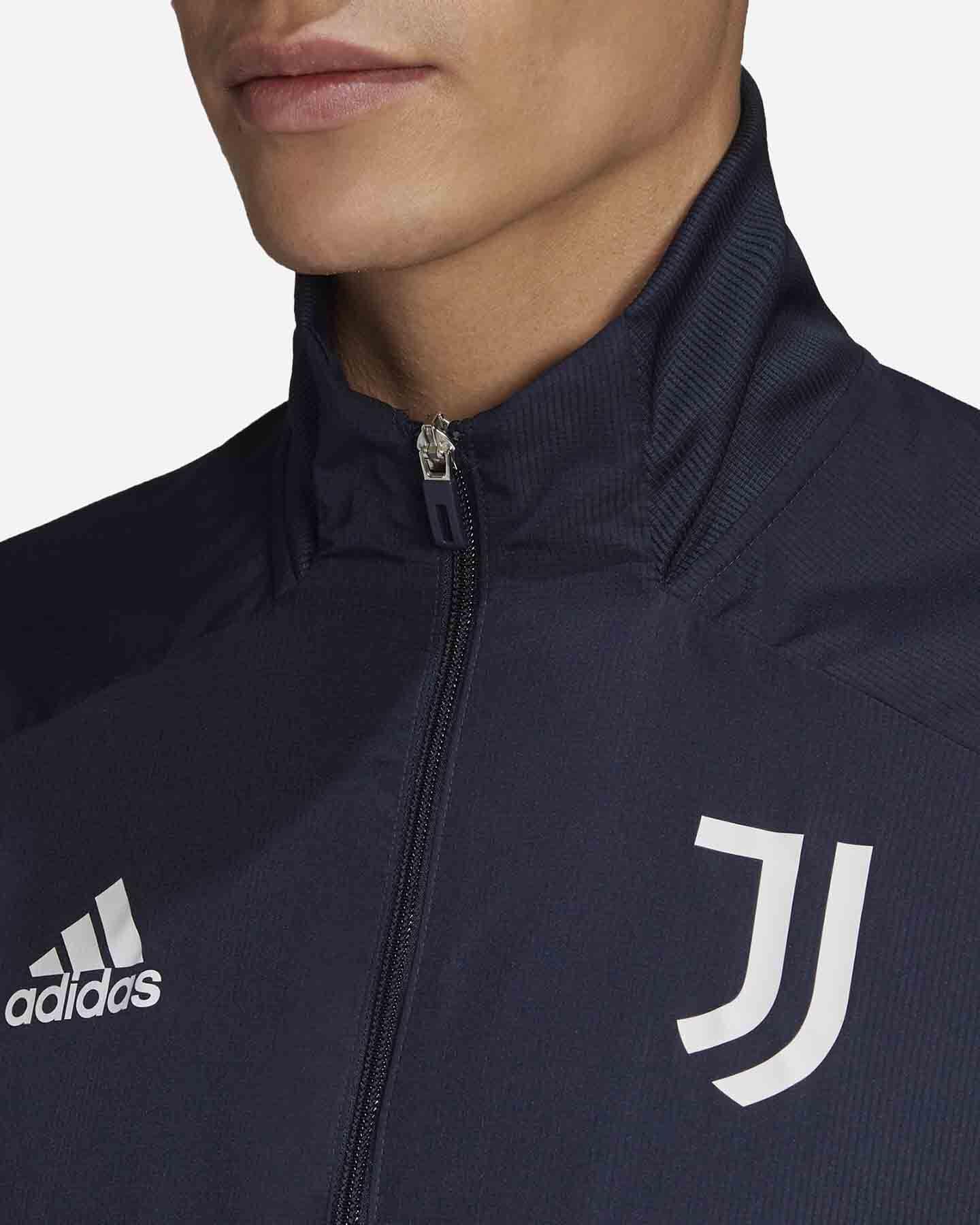 Abbigliamento calcio ADIDAS JUVENTUS PRESENTATION 20/21 M S5217530 scatto 4