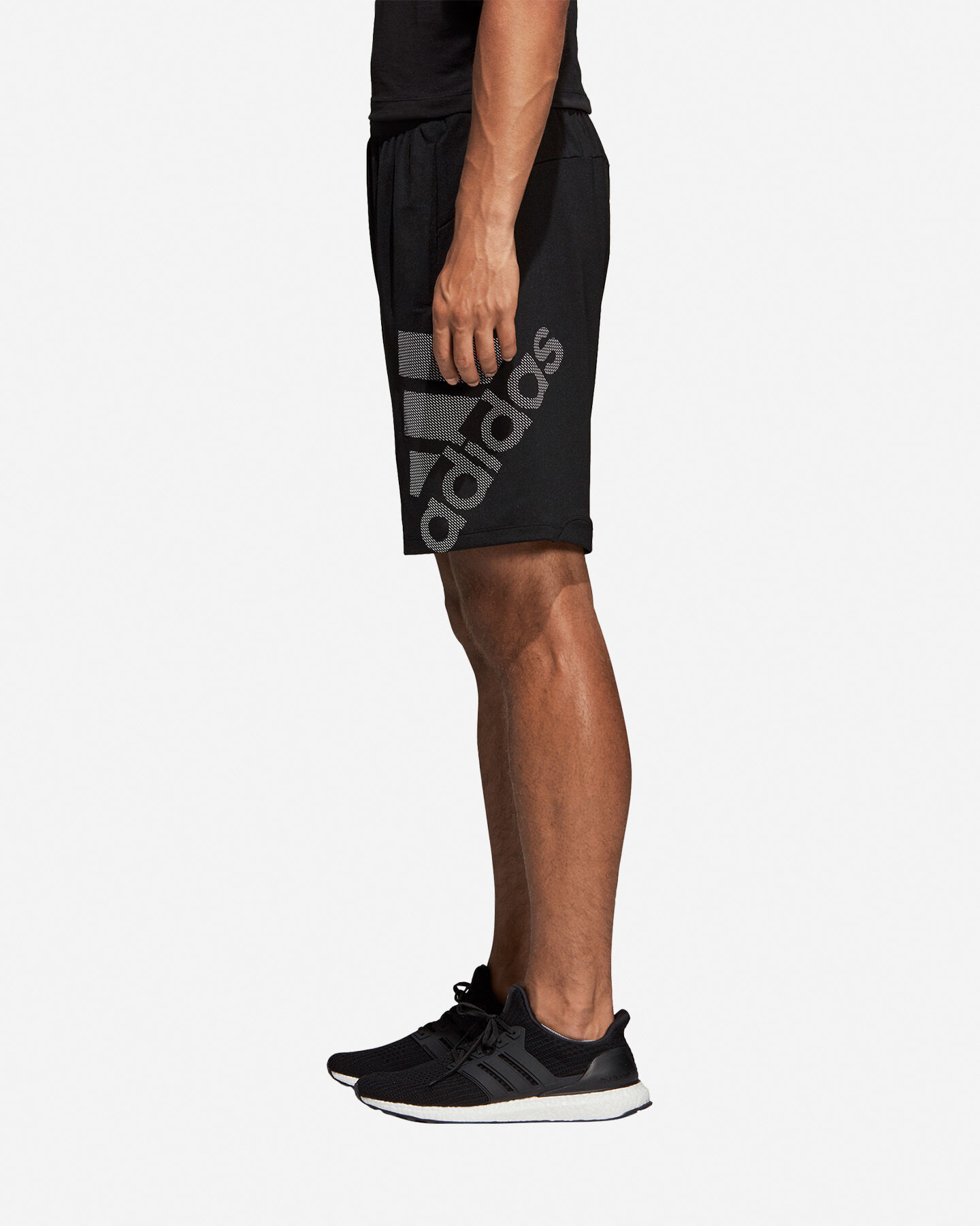 Pantalone training ADIDAS 4KRFT SPORT GRAPHIC BADGE OF SPORT M S2020483 scatto 3