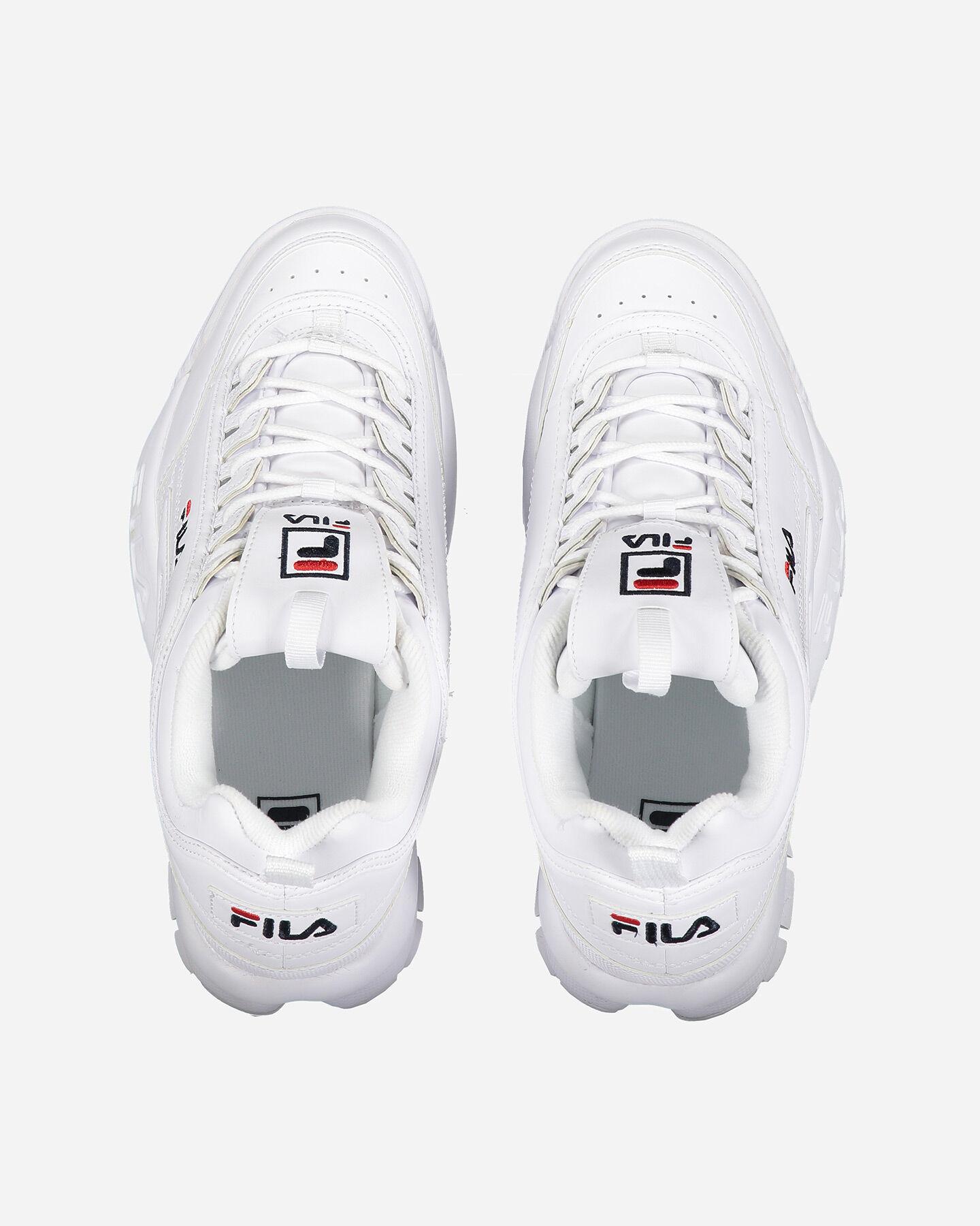 Scarpe sneakers FILA DISRUPTOR W S4069048 scatto 3