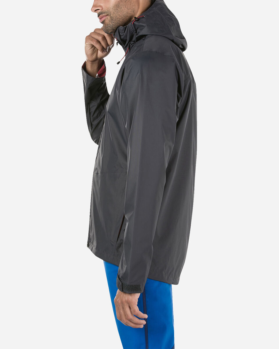 Pile BERGHAUS DELUGE VENTED SHELL M S4060418 scatto 3