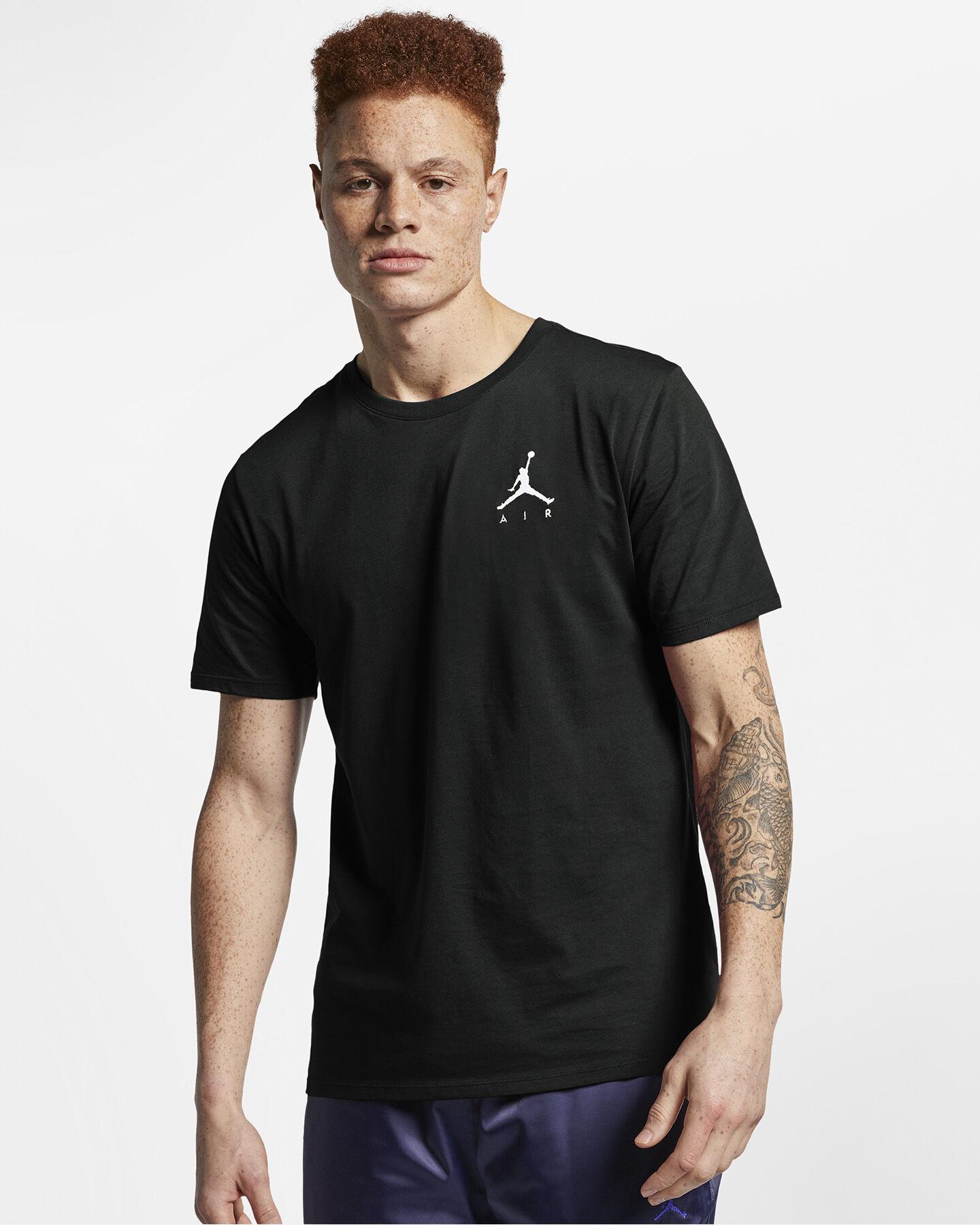 T-Shirt NIKE JORDAN JUMP AIR M S2015949 scatto 2