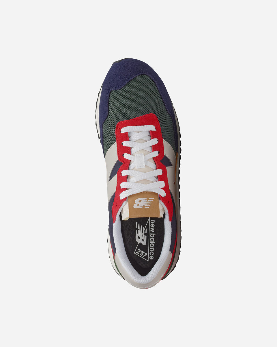 Scarpe sneakers NEW BALANCE 237 M S5289696 scatto 2