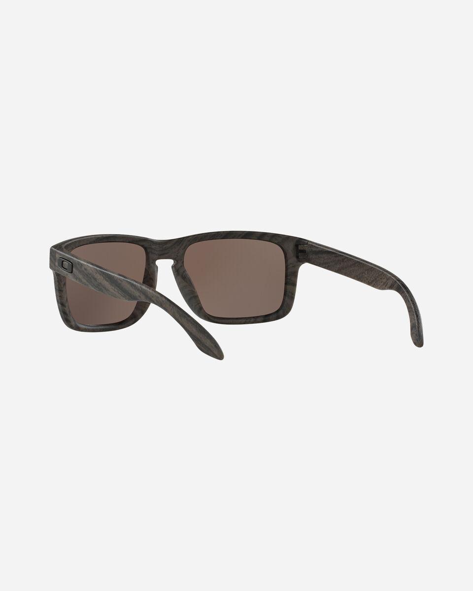 Occhiali OAKLEY HOLBROOK WOODGRAIN PRIZM S4002501|9999|UNI scatto 4