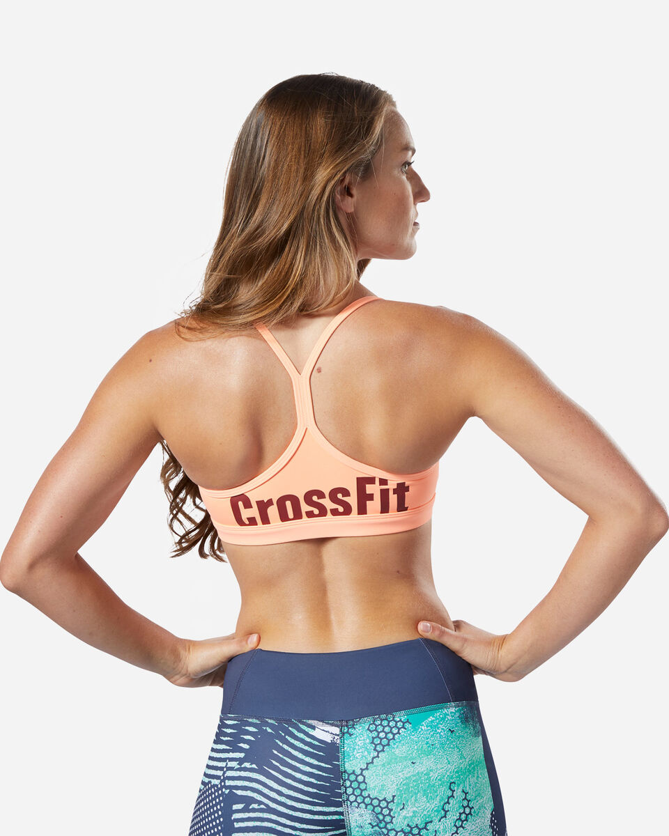 Bra training REEBOK CROSSFIT MEDIUM-IMPACT W S5082327 scatto 3