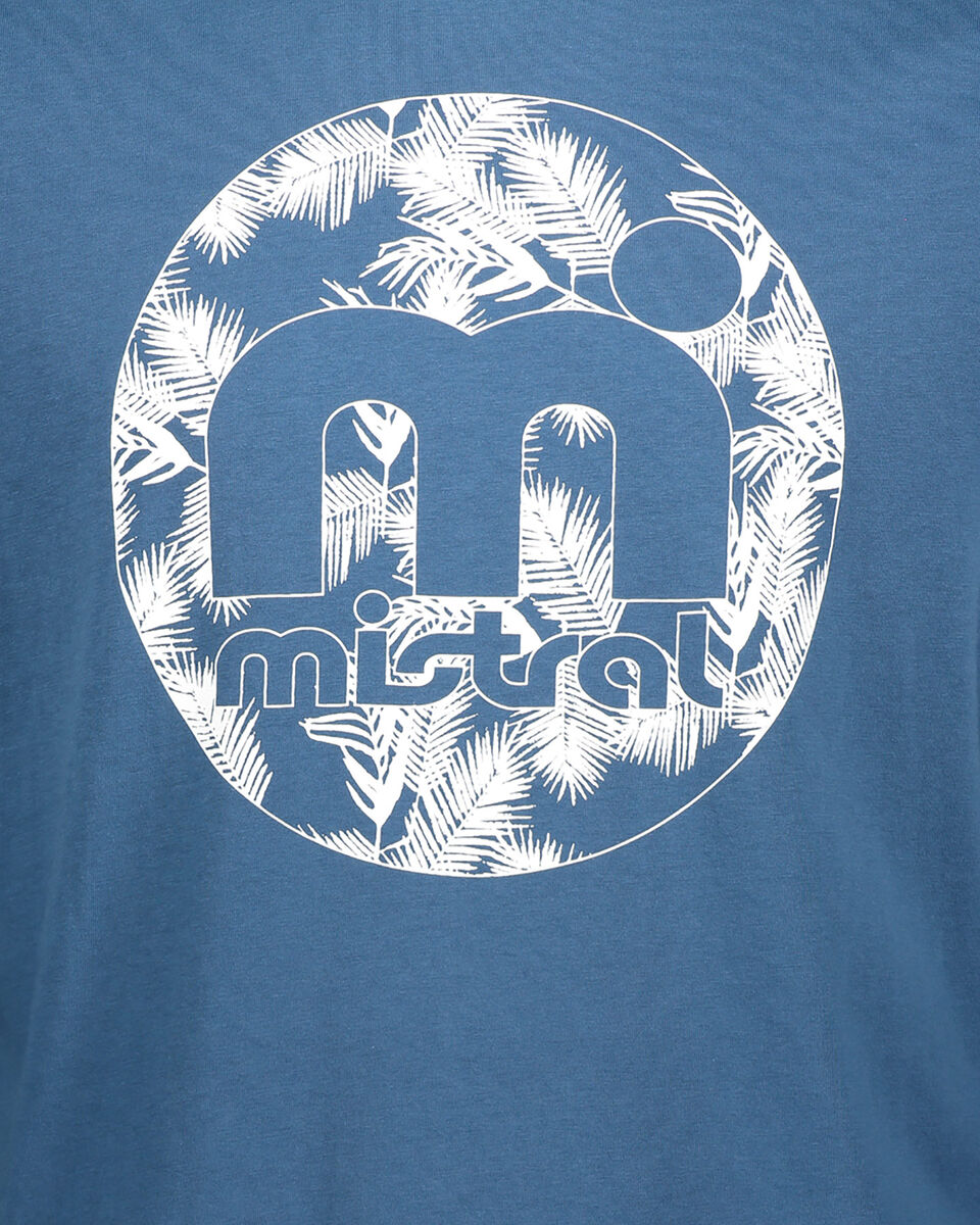 T-Shirt MISTRAL LOGO CENTRAL ST PALM M S4087935 scatto 2