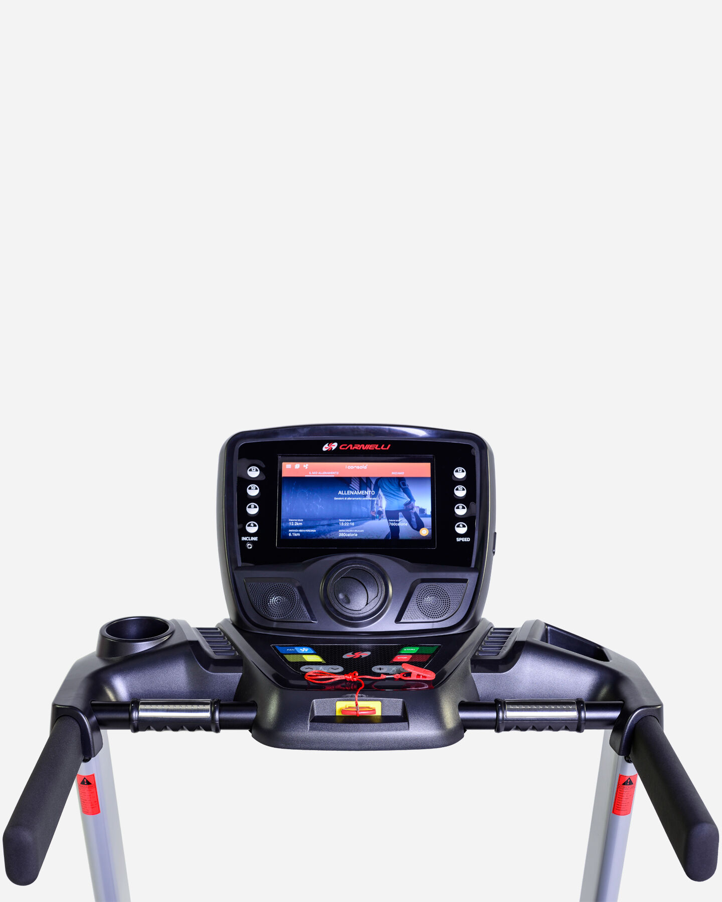 Tapis roulant CARNIELLI HP PRO RACE PLUS S5266091|1|UNI scatto 2