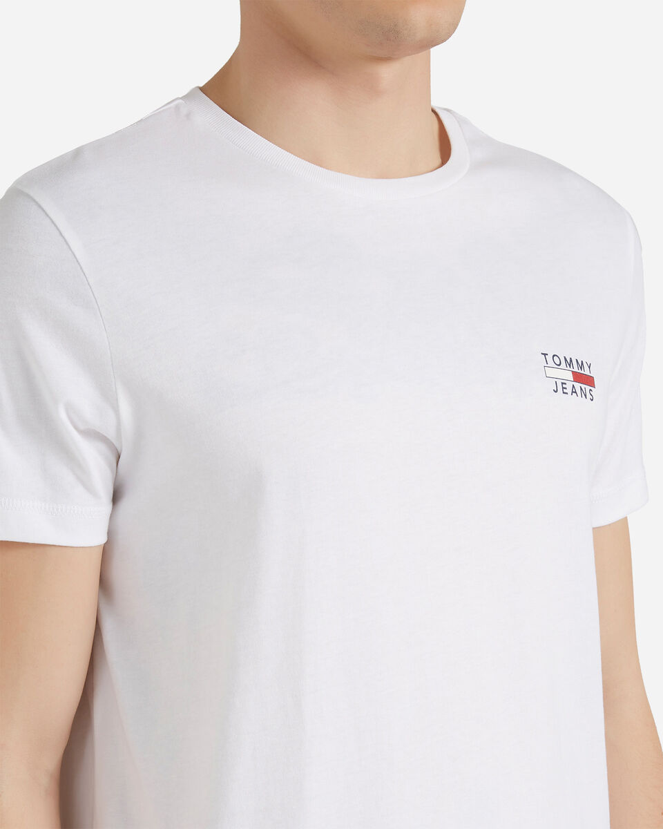 T-Shirt TOMMY HILFIGER SMALL LOGO M S4088735 scatto 4