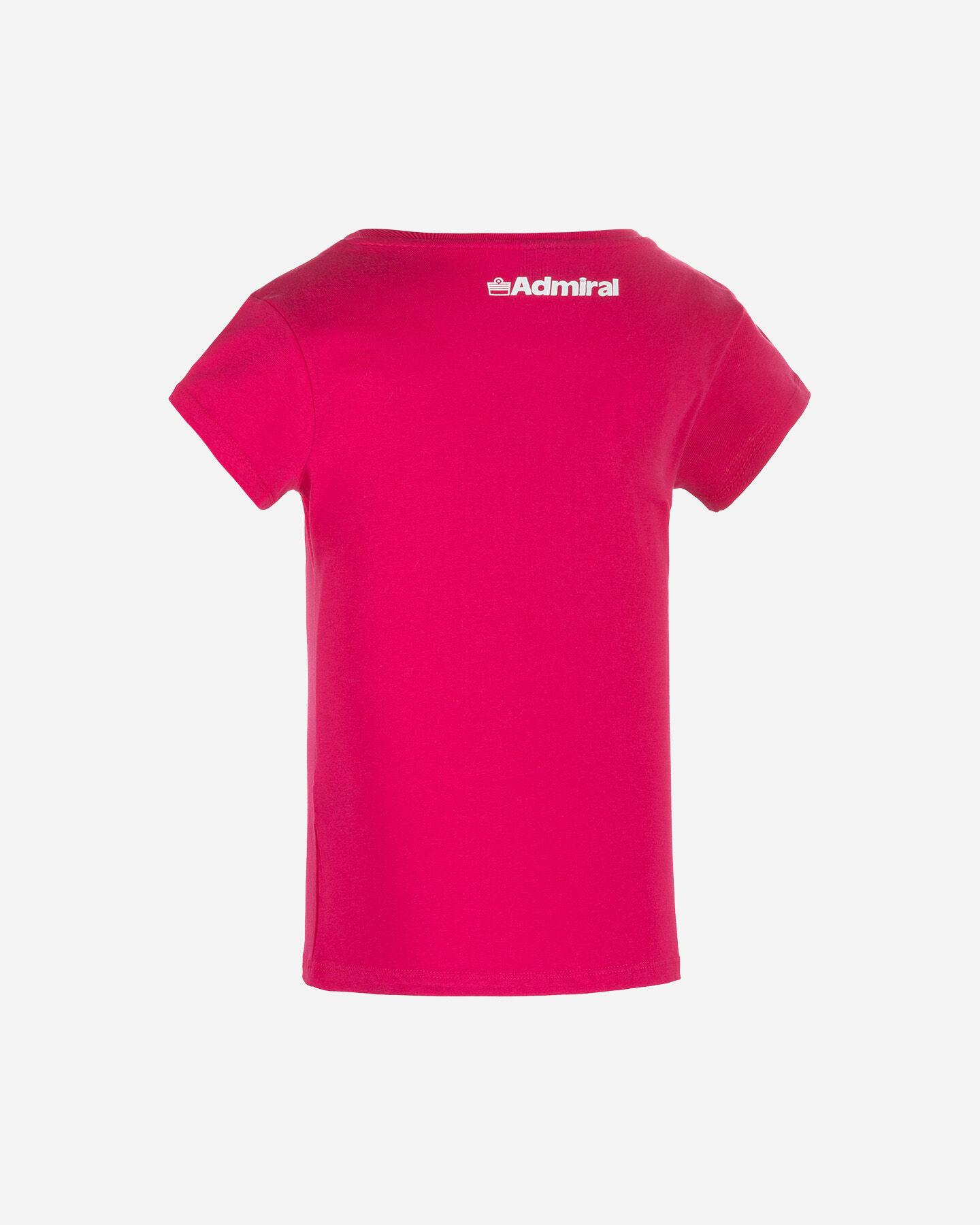 T-Shirt ADMIRAL HELLO JR S4077515 scatto 1