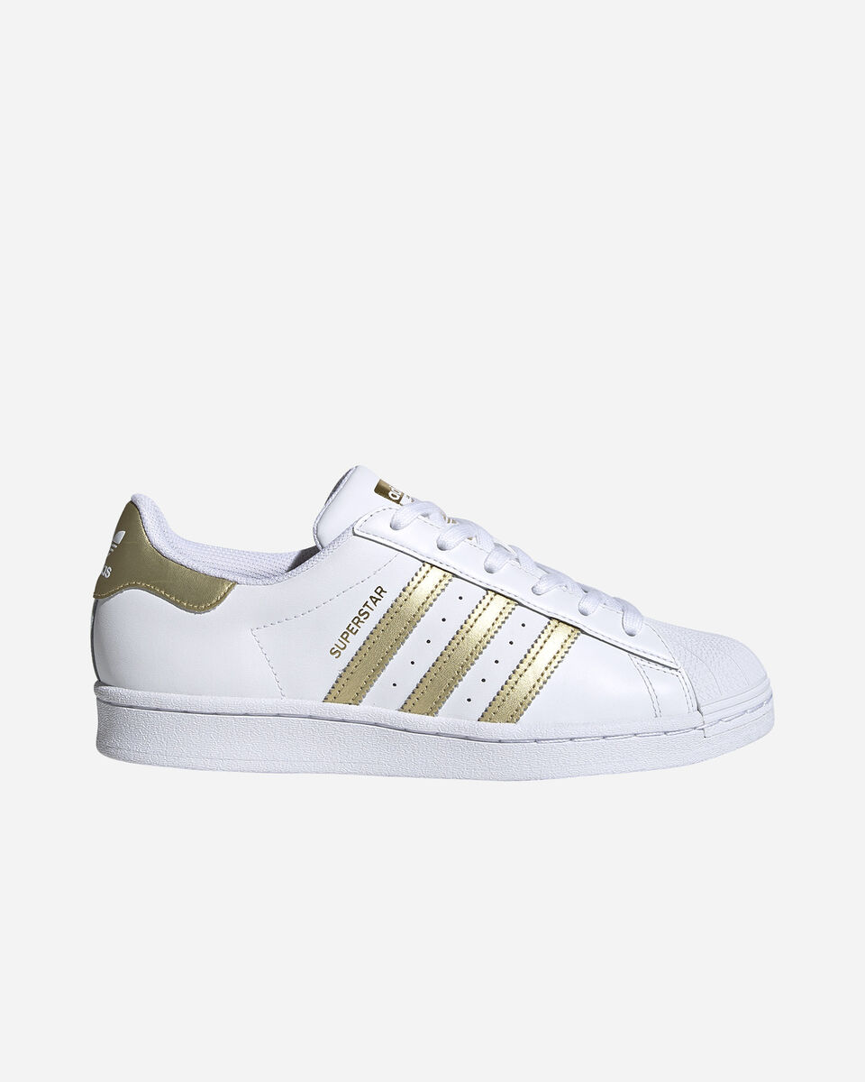 Scarpe sneakers ADIDAS SUPERSTAR W S5209807 scatto 0