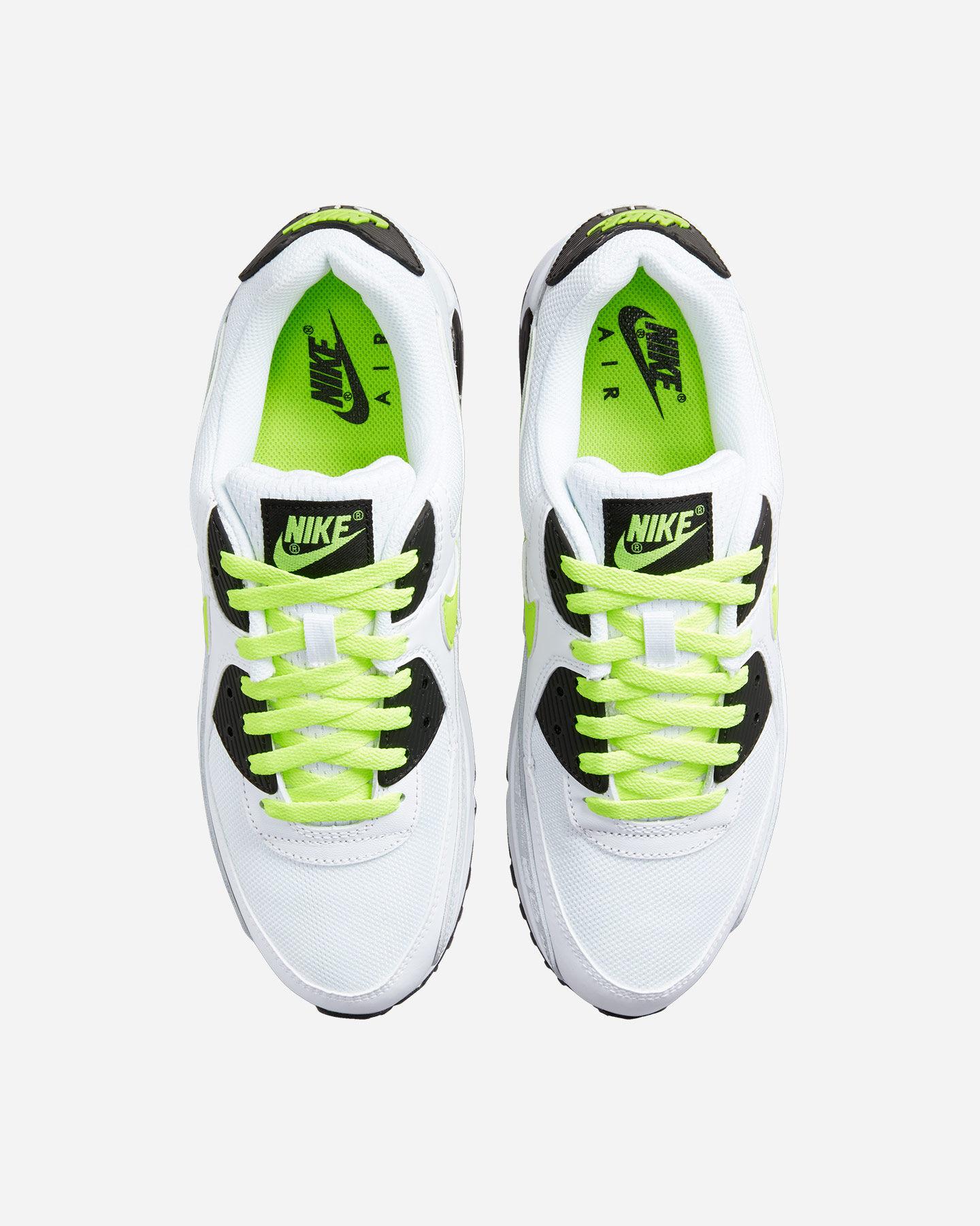 Scarpe sneakers NIKE AIR MAX 90 M S5321613 scatto 3