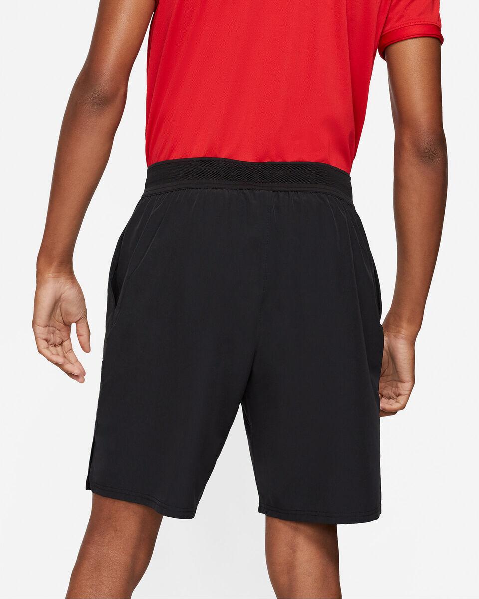Pantaloncini tennis NIKE ADV FLEX 9IN  M S5269283 scatto 2