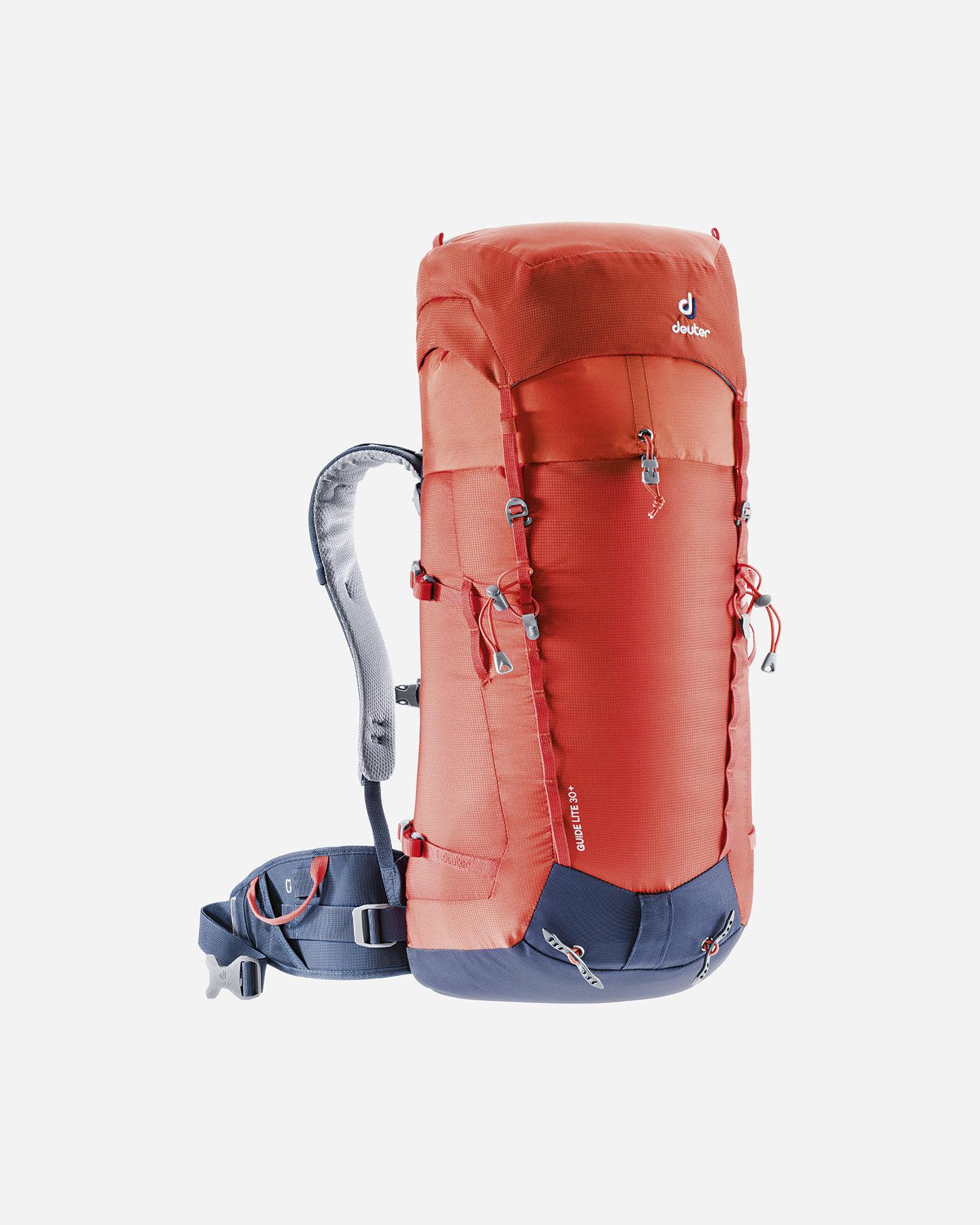 Zaino alpinismo DEUTER GUIDE LITE 30+ S4077421 9311 UNI scatto 2