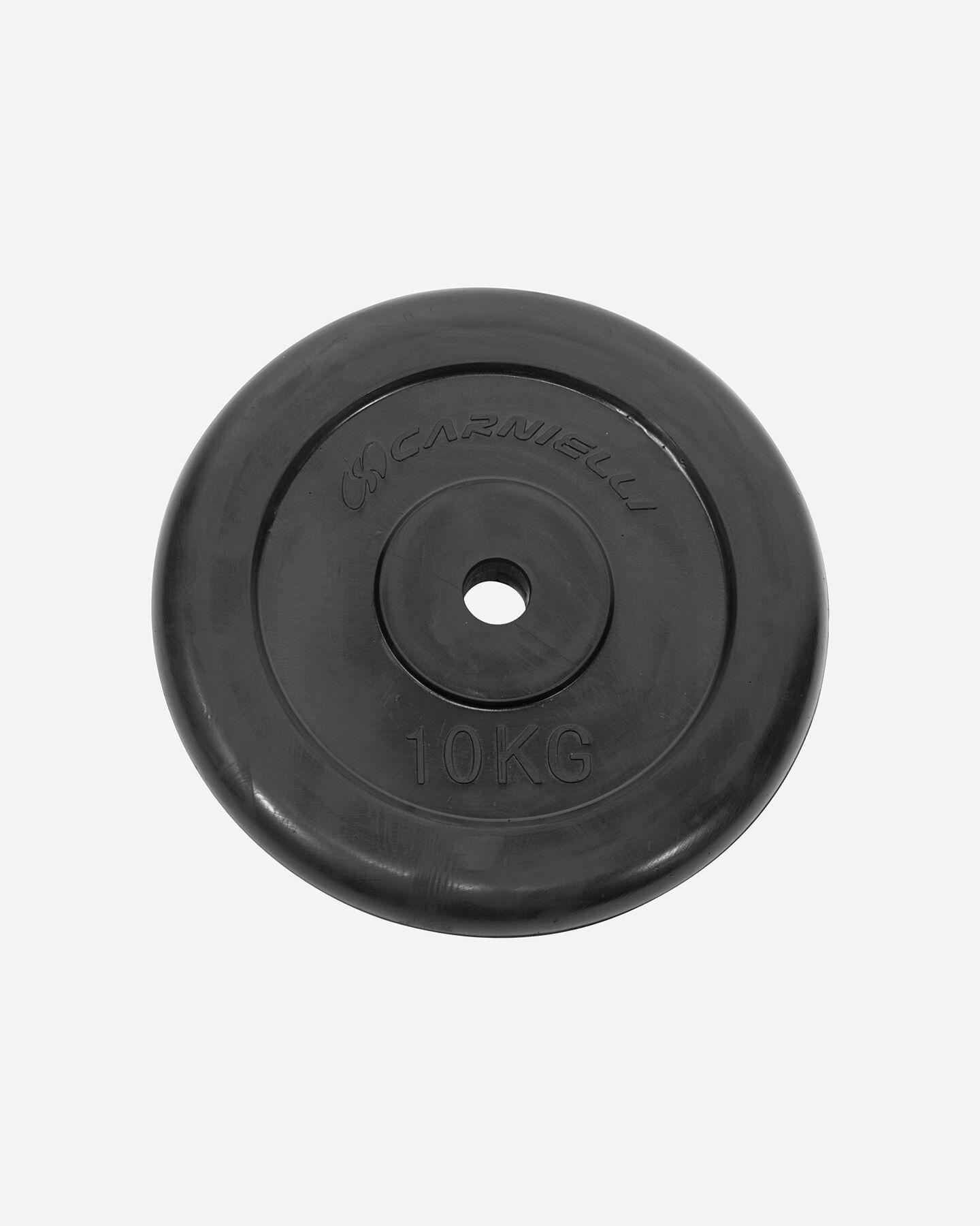 Disco ghisa CARNIELLI DISCO GOMMATO 10 KG S1129958|9999|UNI scatto 0