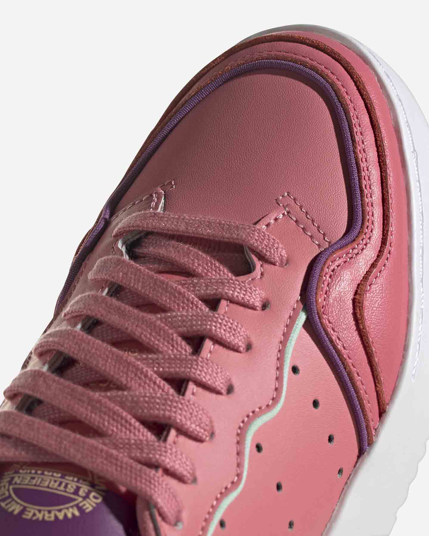 Scarpe sneakers ADIDAS SUPERCOURT W S5277295 scatto 3