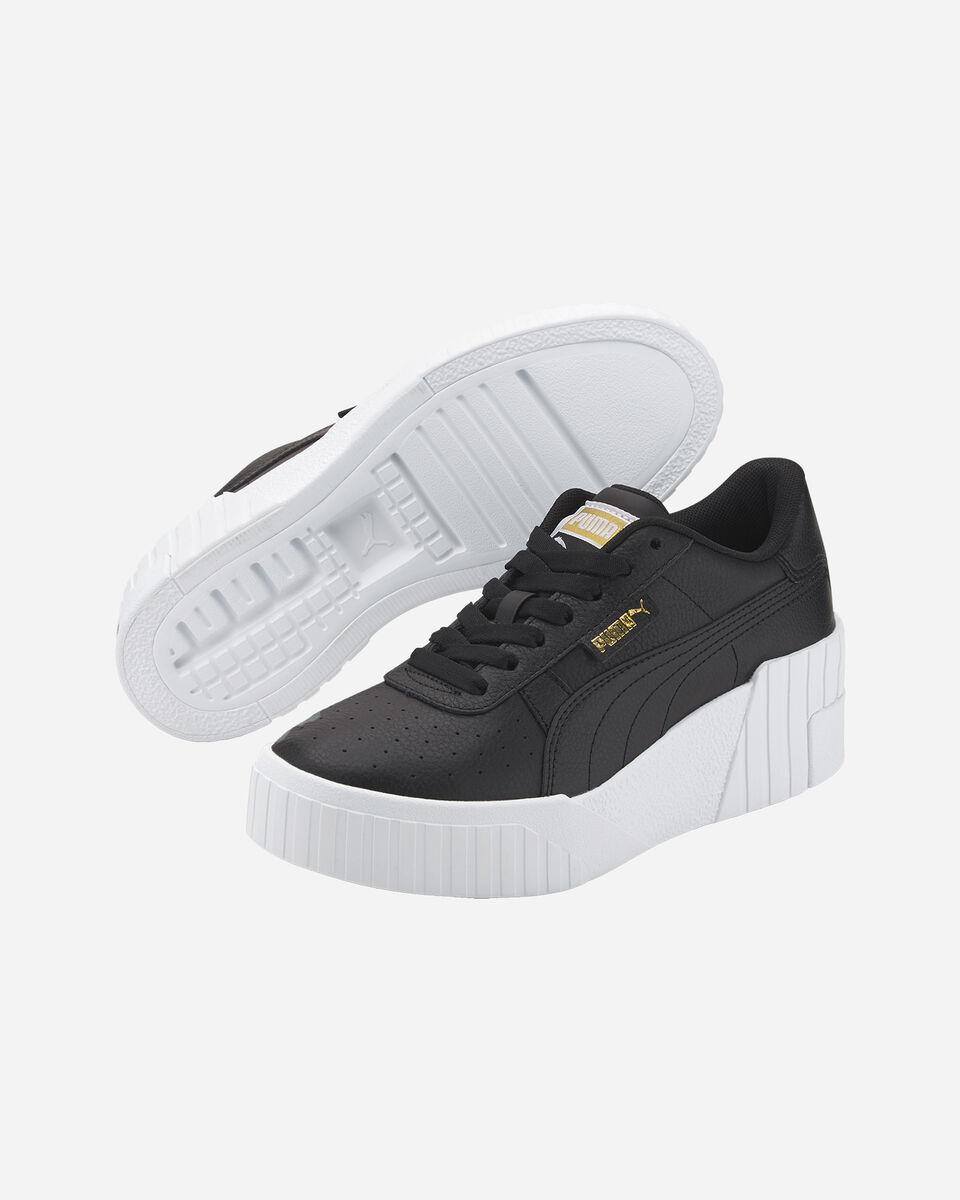 Scarpe sneakers PUMA CALI WEDGE W S5234471 scatto 1
