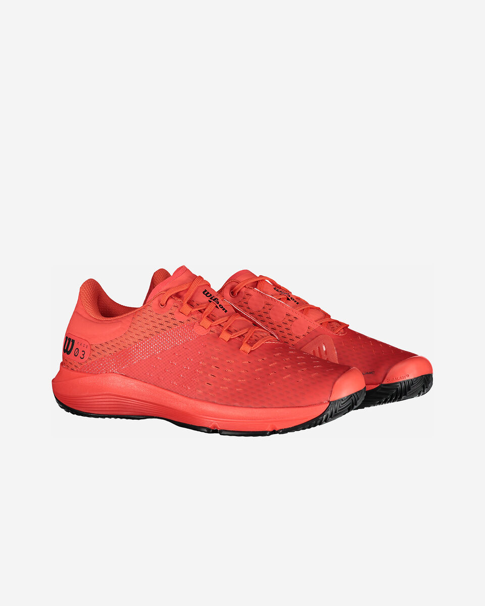 Scarpe tennis WILSON KAOS 3.0 CLAY M S5174283 scatto 1