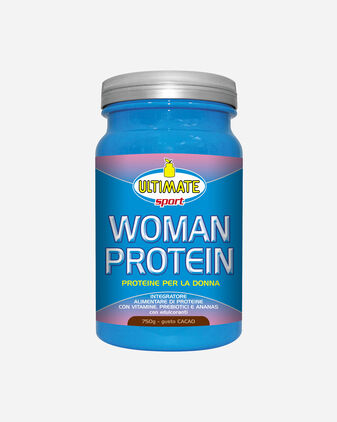 Energetico ULTIMATE ITALIA WOMAN PROTEIN 750 GR