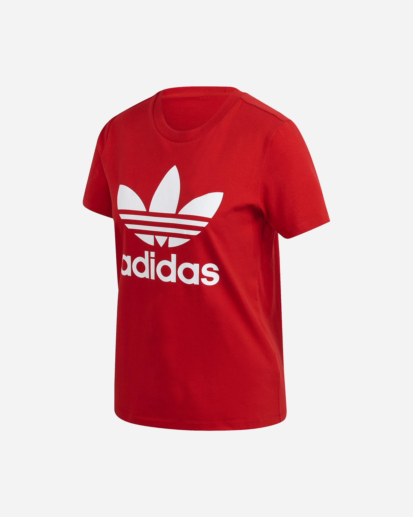 T-Shirt ADIDAS TREFOIL W S5210937 scatto 0