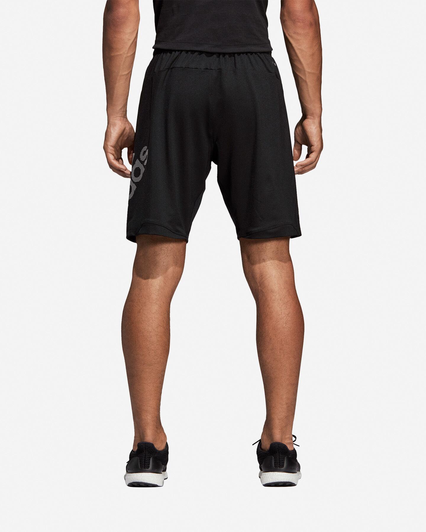 Pantalone training ADIDAS 4KRFT SPORT GRAPHIC BADGE OF SPORT M S2020483 scatto 4
