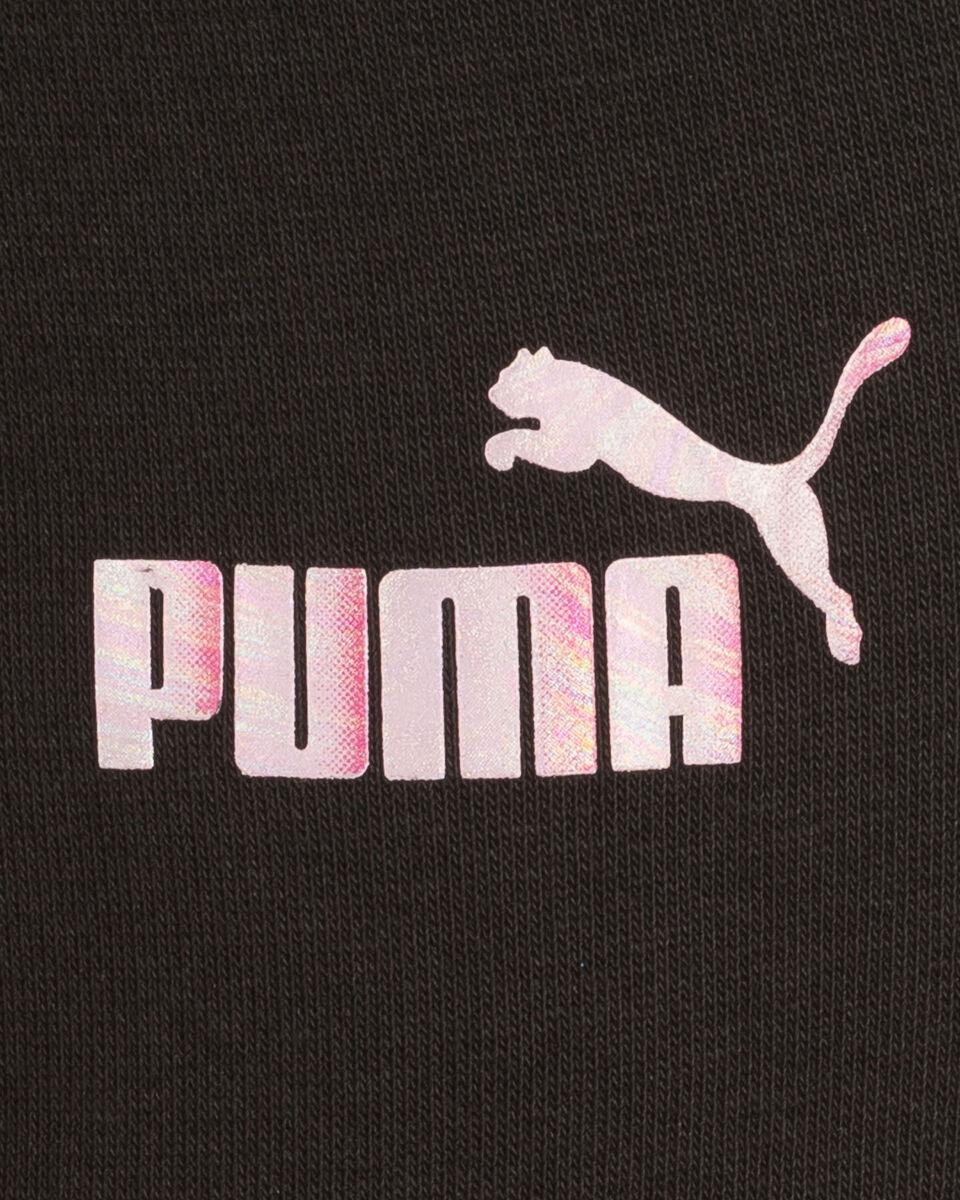Pantalone PUMA BASIC JR S5339170 scatto 2