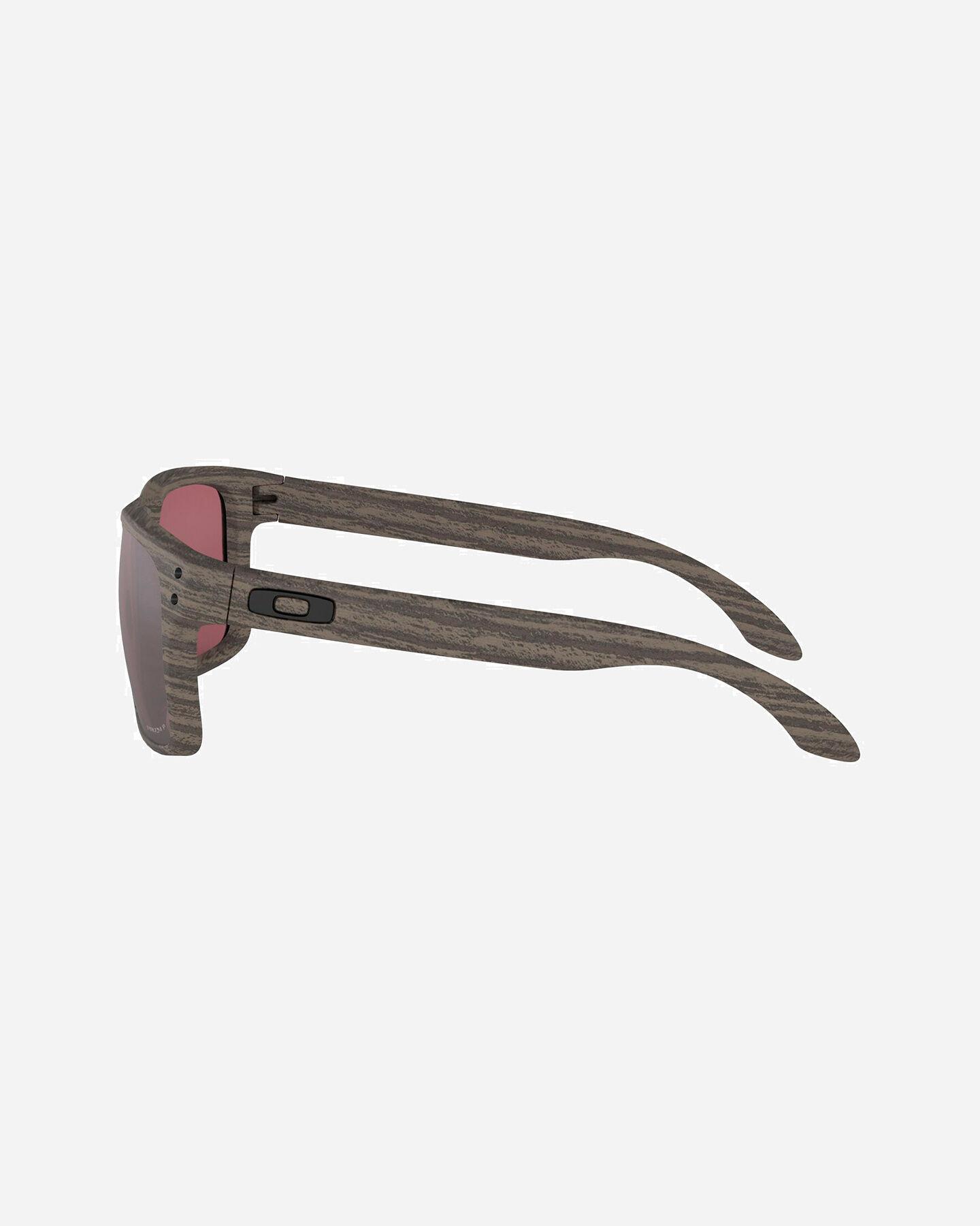 Occhiali OAKLEY HOLBROOK WOODGRAIN PRIZM S4002501|9999|UNI scatto 5