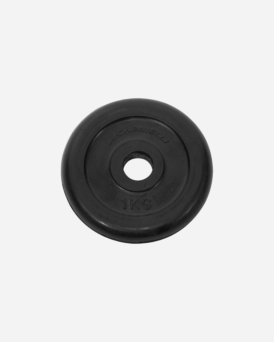 Disco ghisa CARNIELLI DISCO GOMMATO 1 KG S1129953|9999|UNI scatto 0