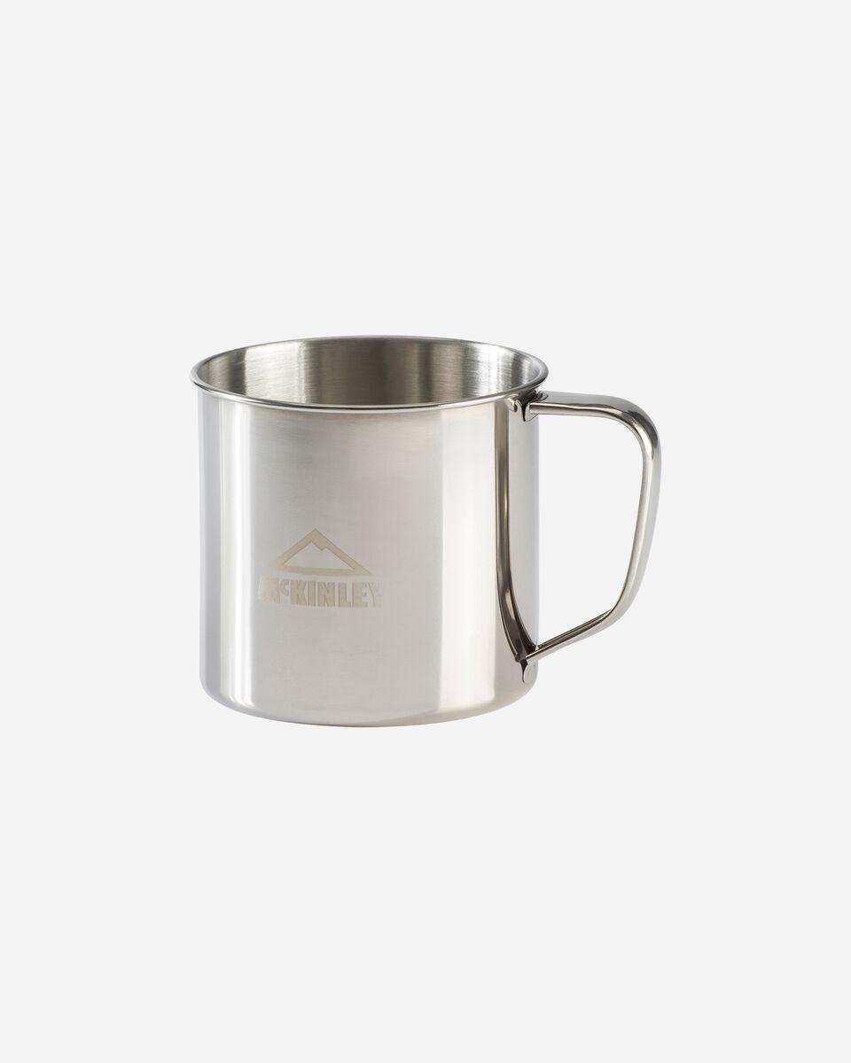 Accessorio camping MCKINLEY STEEL CUP S1145437|565|UNI scatto 0