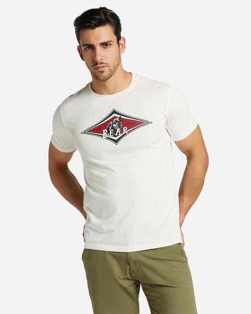 T-Shirt BEAR CLASSIC LOGO M