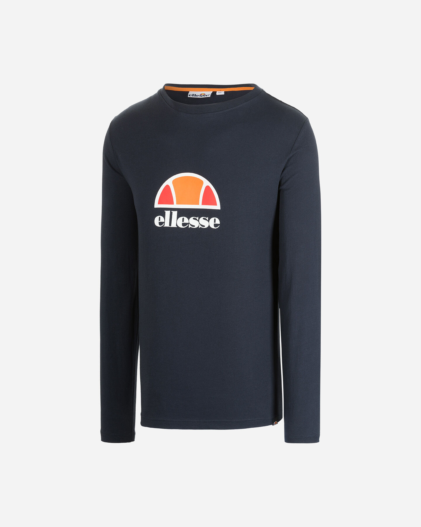 T-Shirt ELLESSE ML SMALL LOGO M S4081214 scatto 5