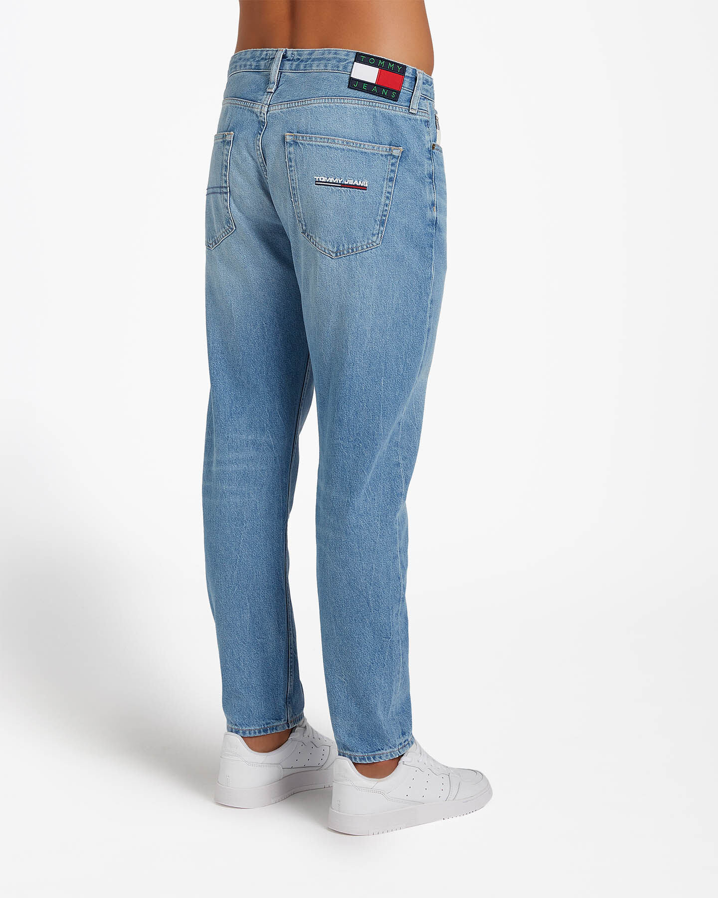 Jeans TOMMY HILFIGER DAD STRAIGHT M S4082066 scatto 1